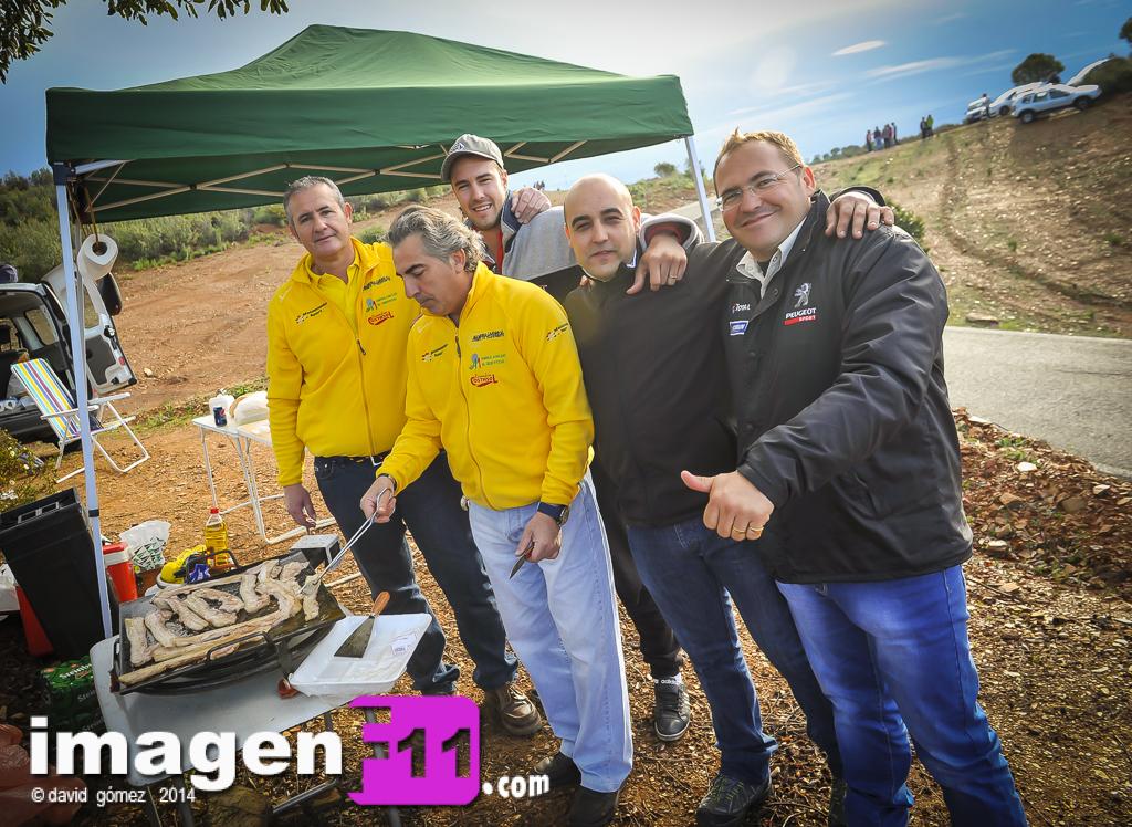 Rallyeros forever, Rallye de Sevilla 2014
