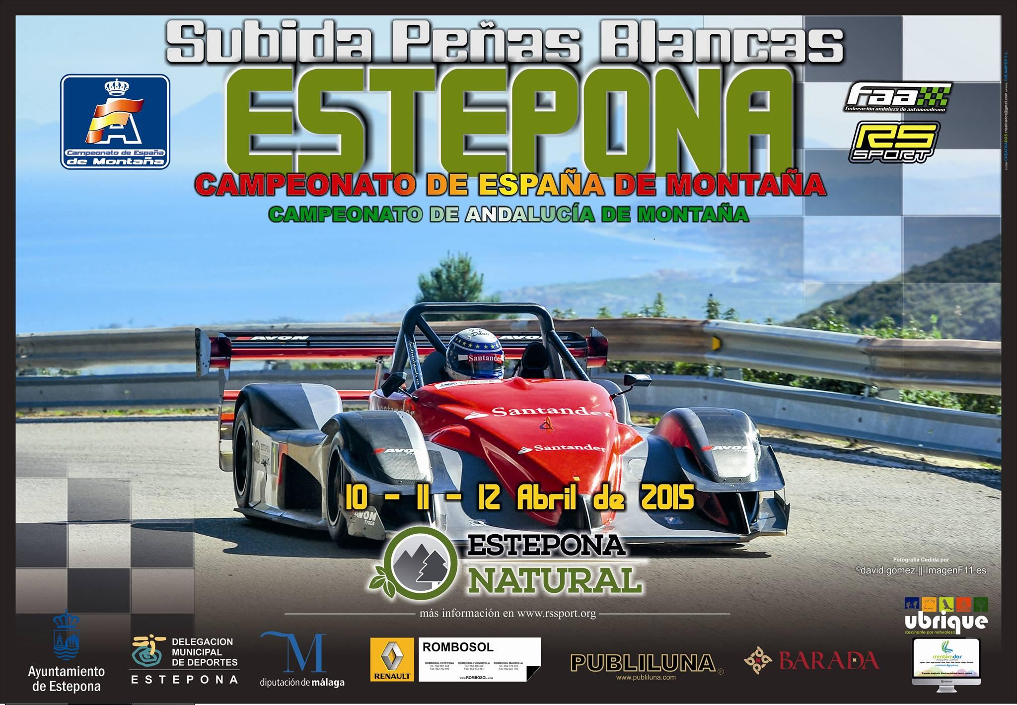 Cartel Subida a Estepona 2015, imagenf11, Andrés Vilariño