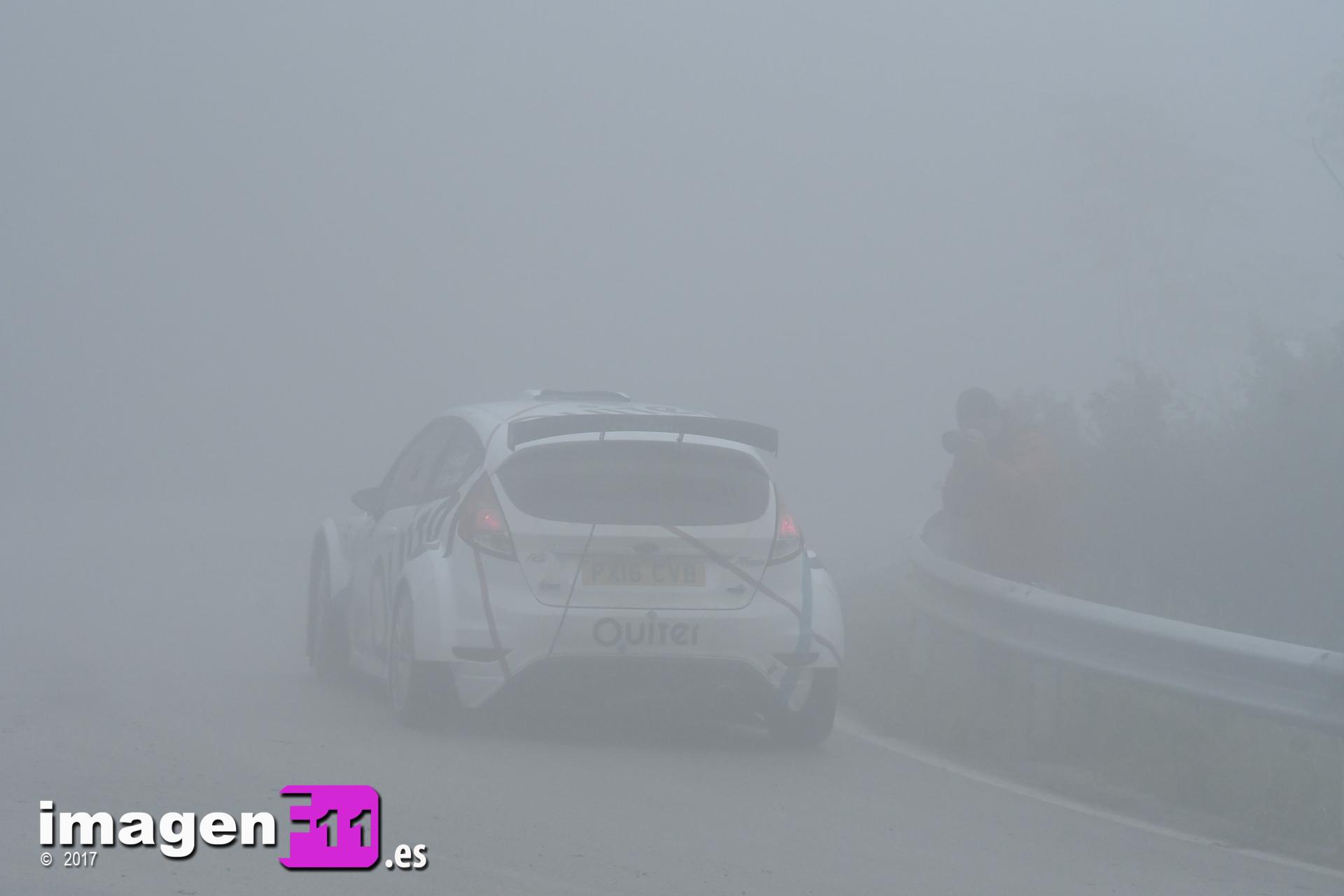 Javier Polidura, Ford Fiesta R5, Rallye Gibralfaro