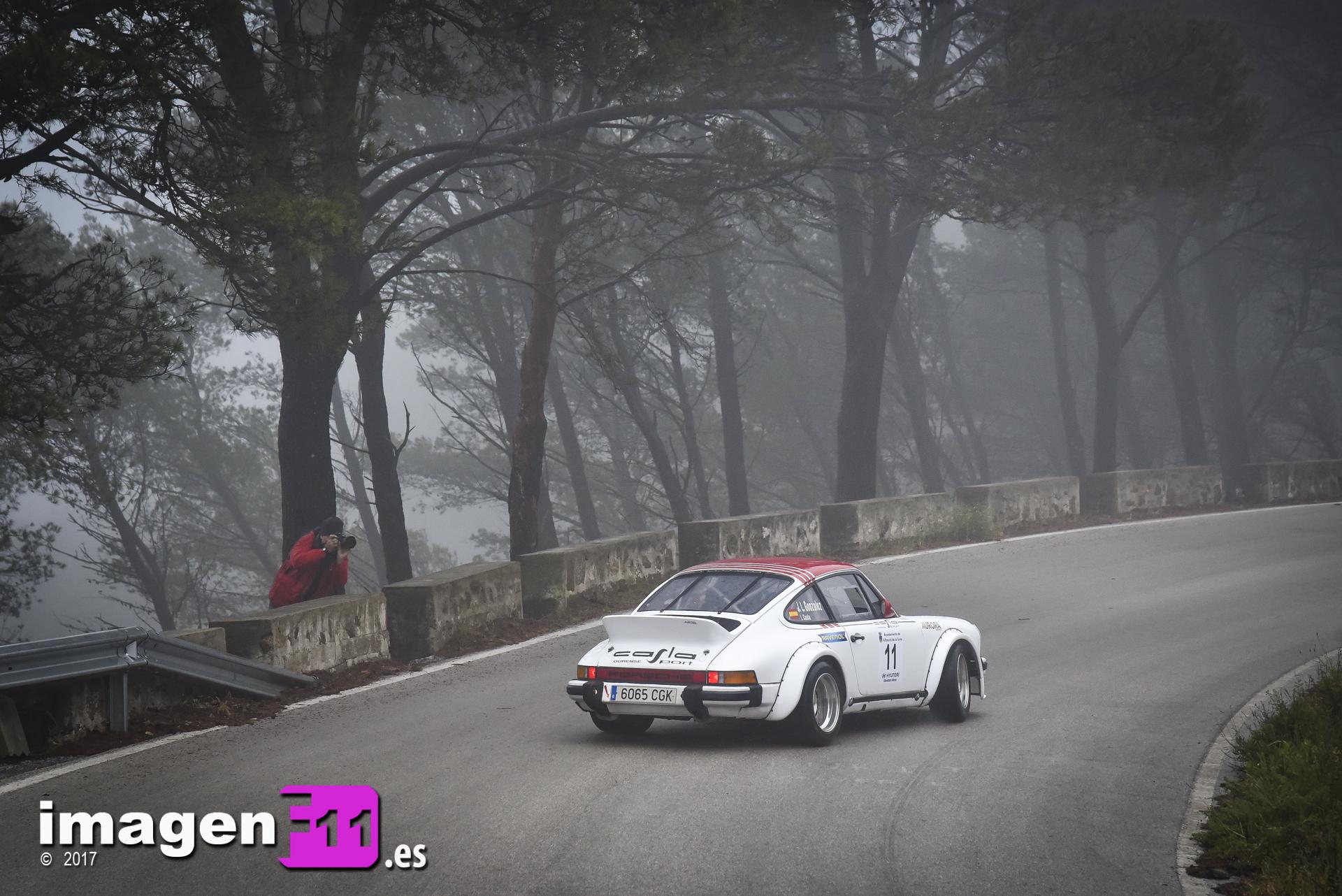Porsche 911 SC, Rally Gibralfaro
