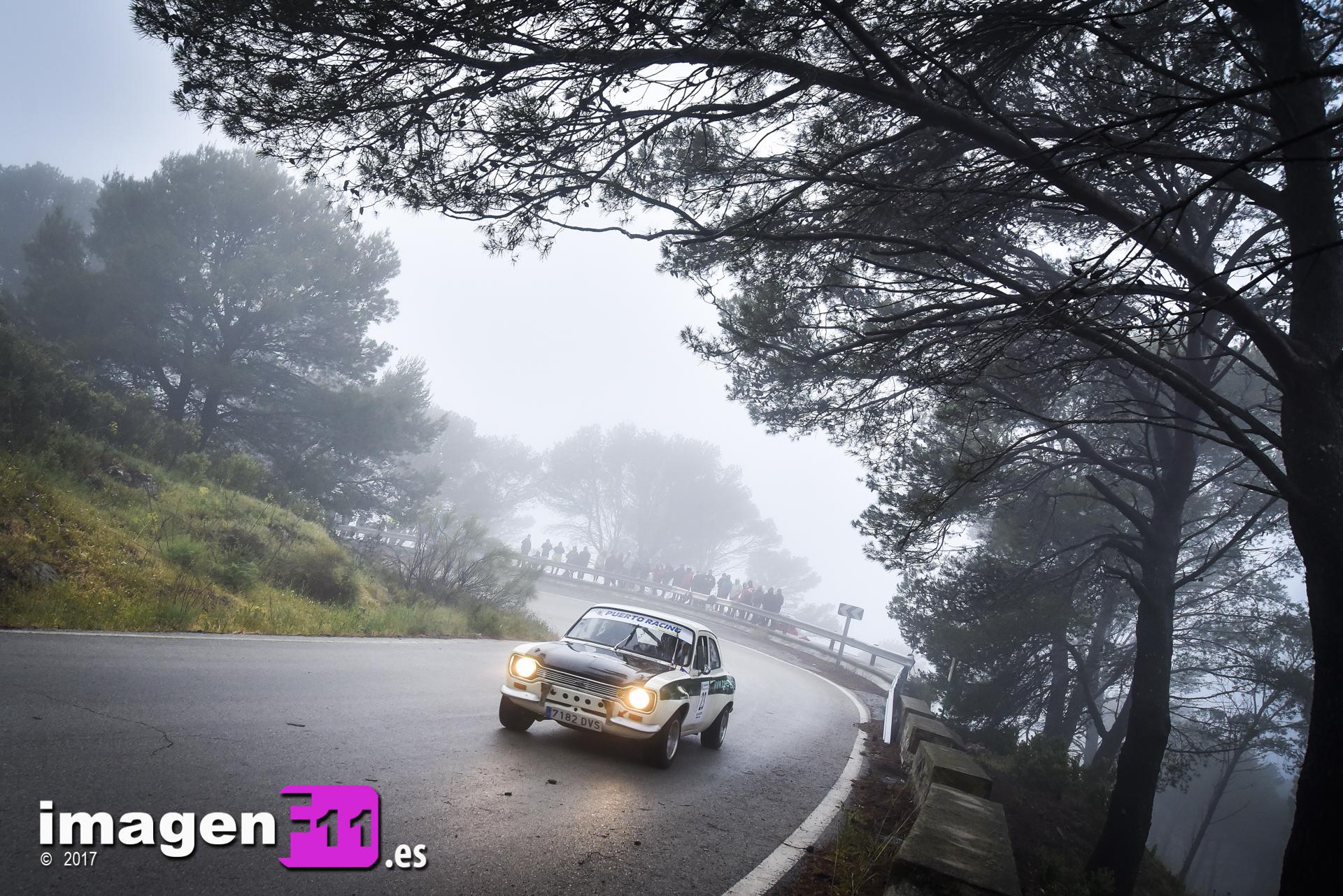 Rallye Gibralfaro, Agustín Blázquez