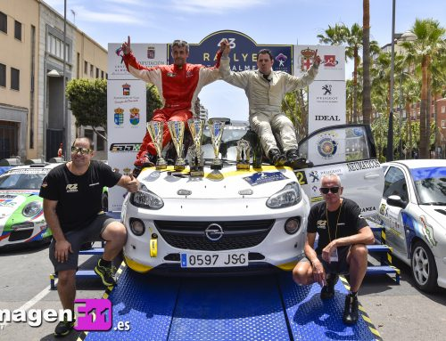 43 Rallye Costa de Almería. 27  y 28 de mayo 2017. «Un costa marcado por la fiabilidad»