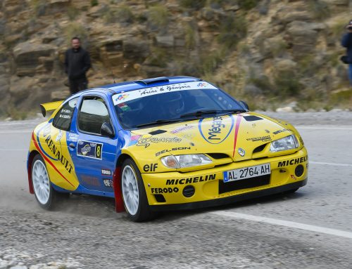 IV Rallye Valle del Almanzora 2018: Aznar-Galán, victoria en casa.