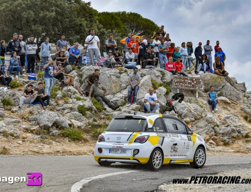 22º Rallye Sierra de Cádiz: Cuestión de detalles.