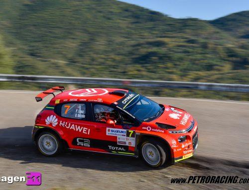 Rallye Sierra Morena 2019. Un guiño a los rallyes de verdad.