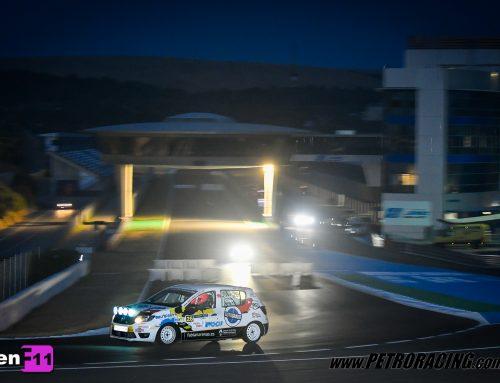 Rallye Ciudad de Jerez 2019: Aznar no dio opción.