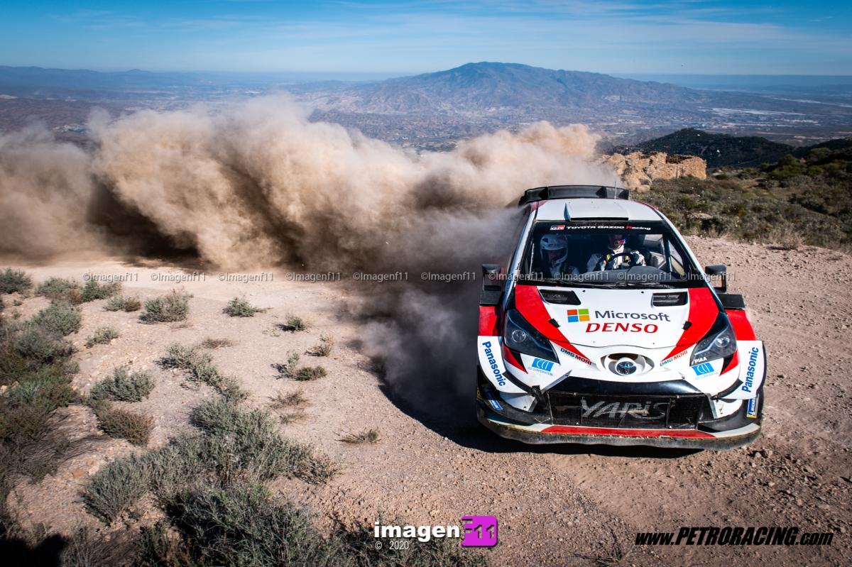 Toyota Yaris WRC, Toyota Gazoo Racing, Sebatien Ogier