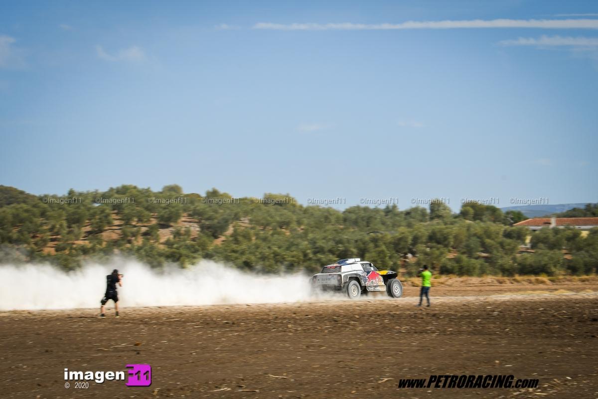 Carlos Sainz, Andalucía Rally,