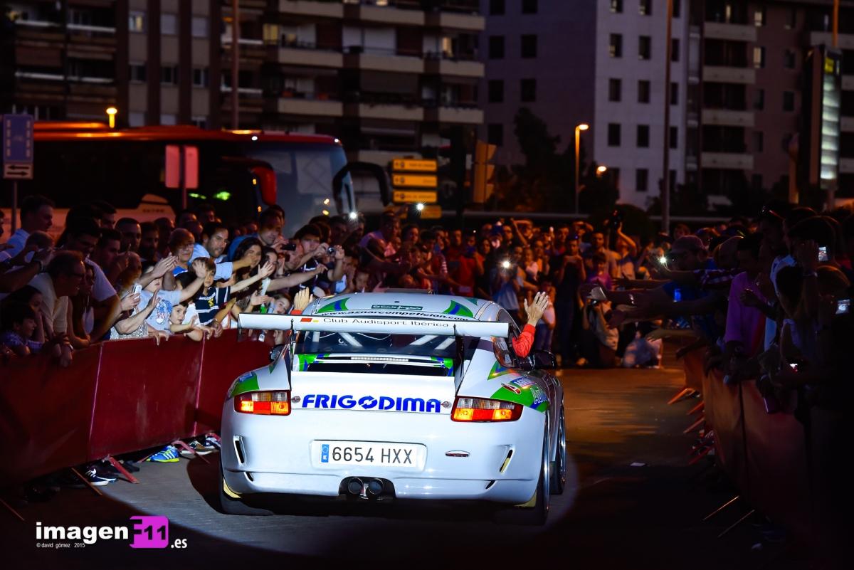 Rallye Sierra Morena, Jose Antonio Aznar