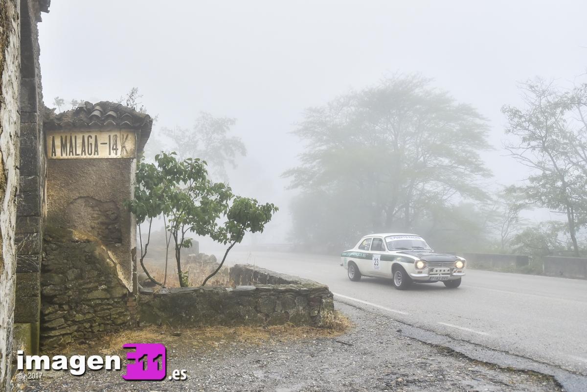 Rallye Gibralfaro.