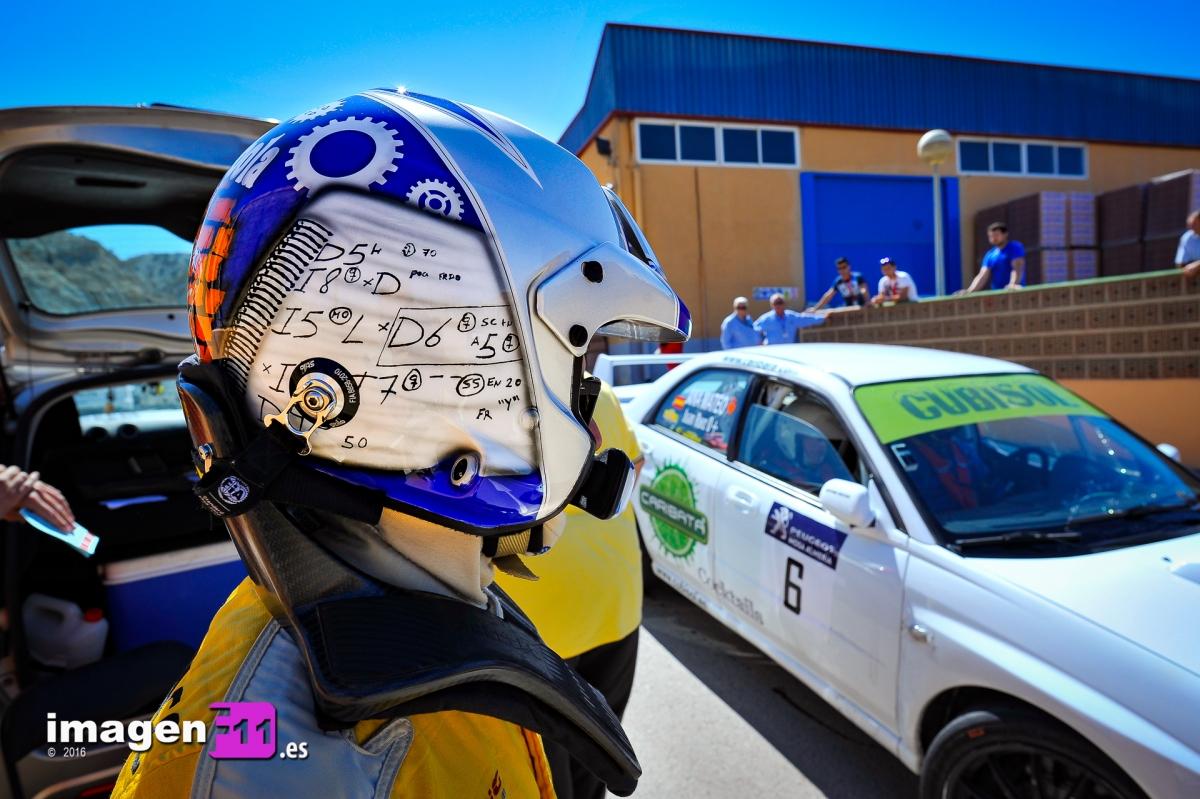 Miguel Arrebola, Rallye Costa de Almería